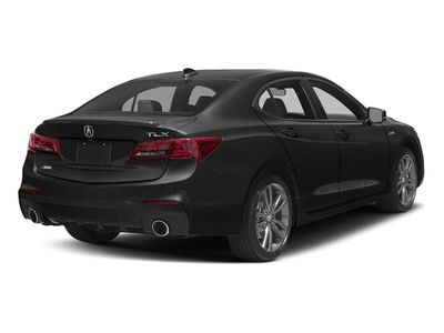 2018 Acura TLX FWD V6 A-Spec Red - Click to see full-size photo viewer