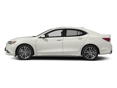 New 2018 Acura TLX SH-AWD V6 w/Advance Pkg Sedan