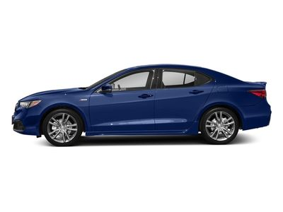 New 2018 Acura TLX FWD V6 A-Spec Sedan