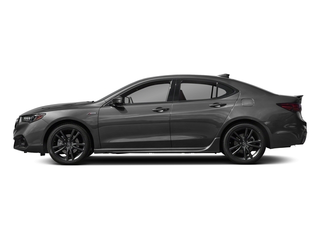 New 2018 Acura TLX 3.5 V-6 9-AT SH-AWD with A-SPEC RED With Navigation & AWD