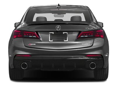 2018 Acura TLX SH-AWD V6 A-Spec Red - Click to see full-size photo viewer