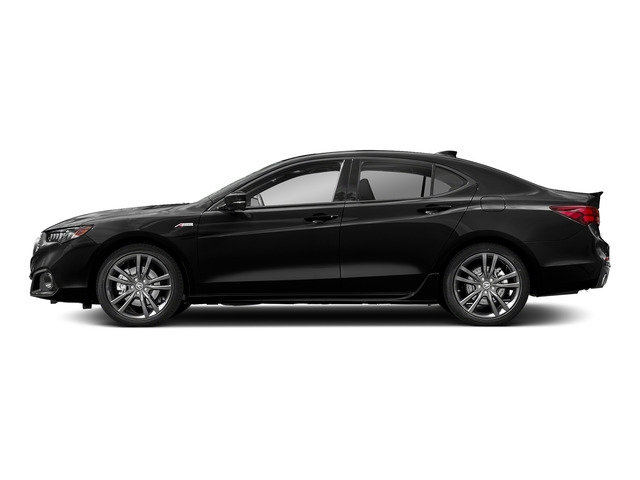 New 2018 Acura TLX 3.5 V-6 9-AT SH-AWD with A-SPEC With Navigation & AWD
