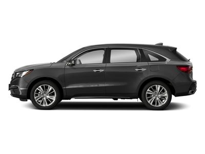 New 2018 Acura MDX FWD w/Technology Pkg SUV