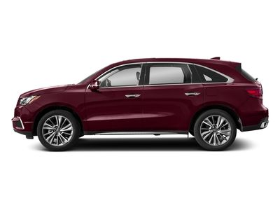 New 2018 Acura MDX 3.5L SH-AWD w/Technology Package SUV