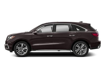 New 2018 Acura MDX SH-AWD w/Technology Pkg SUV