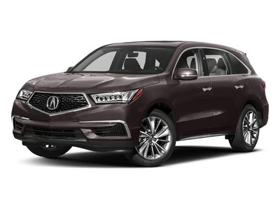 2018 Acura MDX SH-AWD w/Technology Pkg - Click to see full-size photo viewer