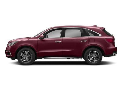 New 2018 Acura MDX 3.5L AWD SUV