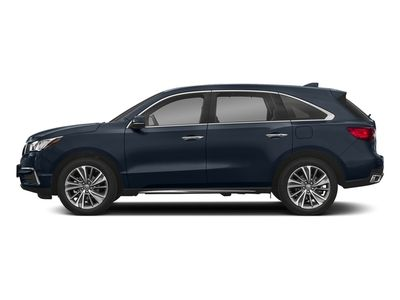 New 2018 Acura MDX 3.5L SH-AWD w/Technology & Entertainment Pkgs SUV