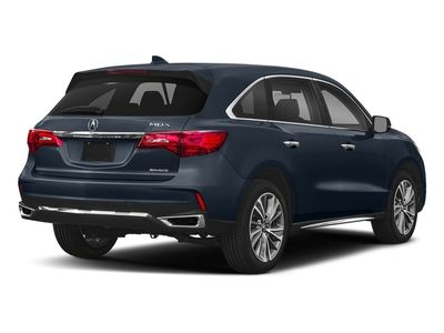 2018 Acura MDX 3.5L SH-AWD w/Technology & Entertainment Pkgs - Click to see full-size photo viewer