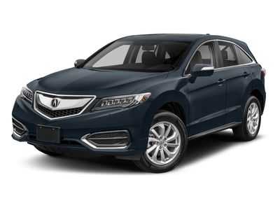 2018 Acura RDX AWD w/Technology Pkg - Click to see full-size photo viewer