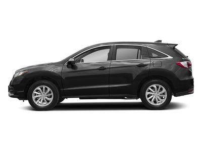 New 2018 Acura RDX FWD w/Technology Pkg SUV