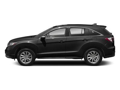 New 2018 Acura RDX AWD w/AcuraWatch Plus SUV