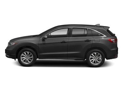 New 2018 Acura RDX FWD w/AcuraWatch Plus SUV
