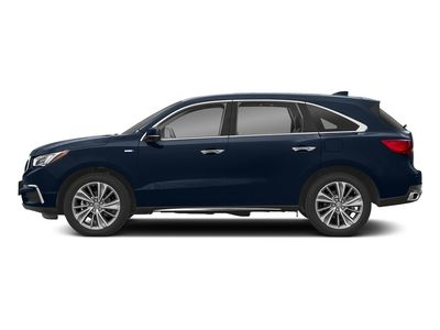 New 2018 Acura MDX Sport Hybrid 3.0L w/Technology Package SUV