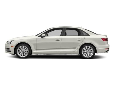 New 2018 Audi A4 2.0 TFSI Premium Manual quattro AWD Sedan