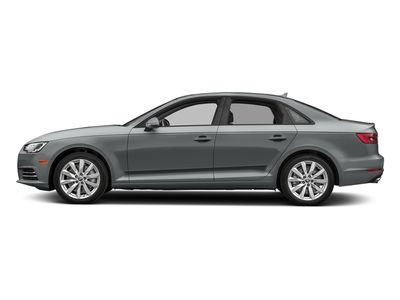 New 2018 Audi A4 2.0 TFSI Premium Plus Manual quattro AWD Sedan