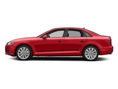 New 2018 Audi A4 2.0 TFSI Premium S Tronic quattro AWD Sedan