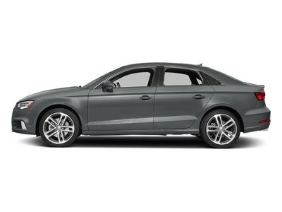 New 2018 Audi A3 Sedan 2.0 TFSI Tech Premium FWD