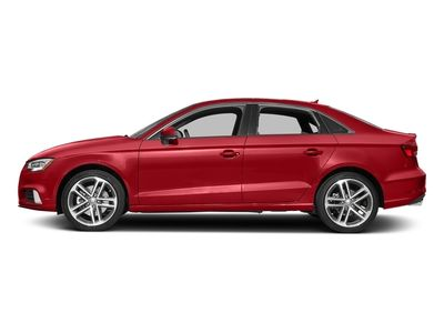 New 2018 Audi A3 Sedan 2.0 TFSI Premium Plus quattro AWD