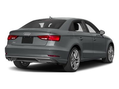 2018 Audi A3 Sedan 2.0 TFSI Premium Plus quattro AWD - Click to see full-size photo viewer