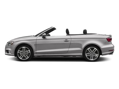 New 2018 Audi A3 Cabriolet 2.0 TFSI Premium quattro AWD Convertible