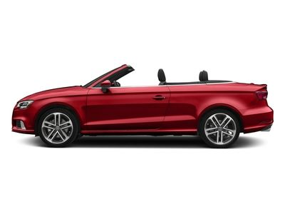 New 2018 Audi A3 Cabriolet 2.0 TFSI Premium Plus quattro AWD Convertible