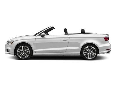 New 2018 Audi A3 Cabriolet 2.0 TFSI Premium Plus quattro AWD