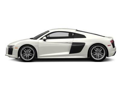 New 2018 Audi R8 Coupe V10 plus quattro AWD