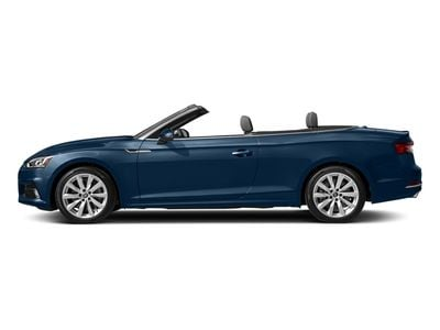 New 2018 Audi A5 Cabriolet 2.0 TFSI Sport Convertible