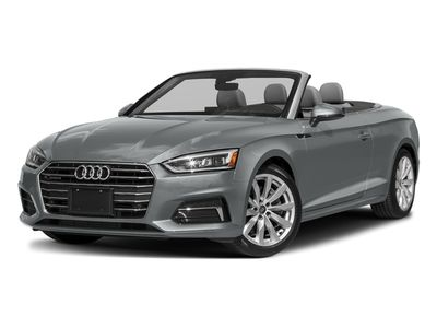 2018 Audi A5 Cabriolet 2.0 TFSI Sport - Click to see full-size photo viewer