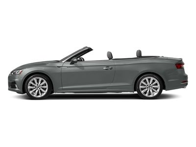 New 2018 Audi A5 Cabriolet 2.0 TFSI Sport Convertible