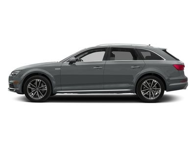 New 2018 Audi A4 allroad 2.0 TFSI Prestige Sedan