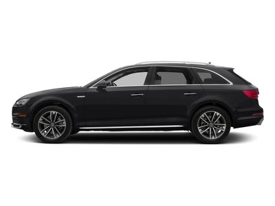 2018 Audi A4 allroad 2.0 TFSI Premium Plus Sedan
