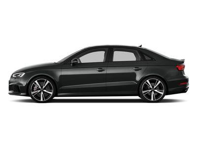 New 2018 Audi RS 3 2.5 TFSI S Tronic Sedan