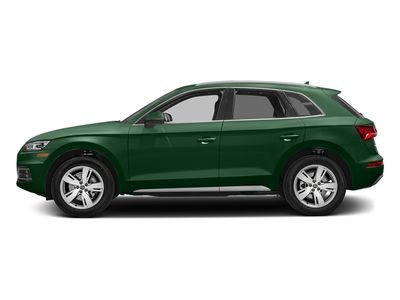New 2018 Audi Q5 2.0 TFSI Tech Premium Plus SUV
