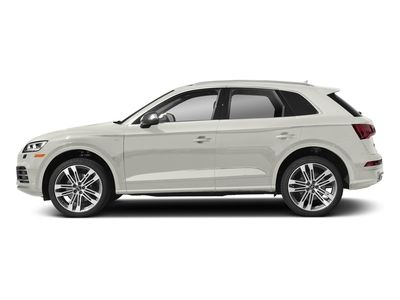 New 2018 Audi SQ5 3.0 TFSI Prestige