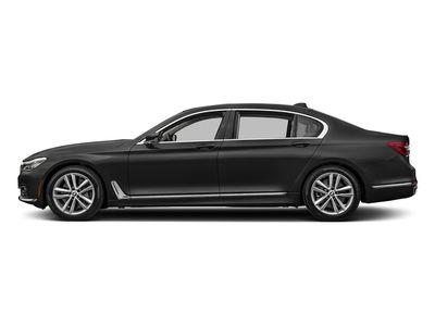 2018 BMW 7 Series 750i M'SPORT PERFORMANCE EDT.DRIVER ASSIST++ LUXURY REAR SEATING Sedan