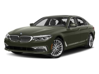 2018 BMW 5 Series 540i xDrive - Click to see full-size photo viewer