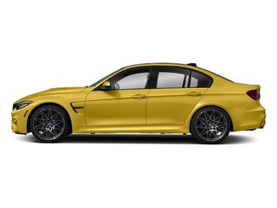 New 2018 BMW M3 SEDAN 4DR SDN