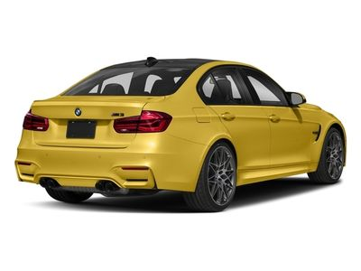 2018 BMW M3 SEDAN 4DR SDN - Click to see full-size photo viewer