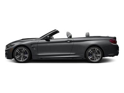 New 2018 BMW M4 CNV 2DR CONV Convertible