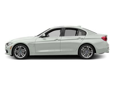 New 2018 BMW 3 Series 330e iPerformance Plug-In Hybrid Sedan