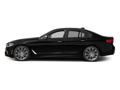 New 2018 BMW 5 Series M550i xDrive Sedan