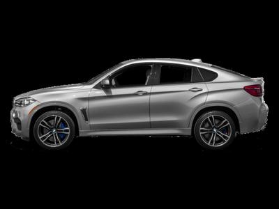 New 2018 BMW X6 M