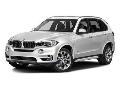 2018 BMW X5 X540e BANG+OLUFSEN COLD WEATHER MOCHA DESIGN LUX SEATING DRIVER  - Click to see full-size photo viewer