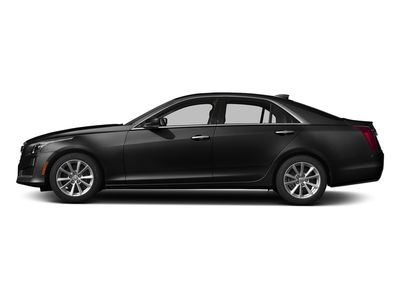New 2018 Cadillac CTS Sedan 4dr Sedan 2.0L Turbo RWD