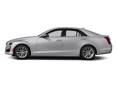 New 2018 Cadillac CTS Sedan 4dr Sedan 3.6L Luxury AWD