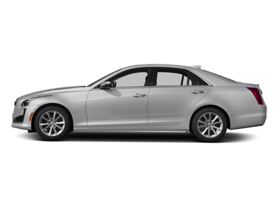 New 2018 Cadillac CTS Sedan
