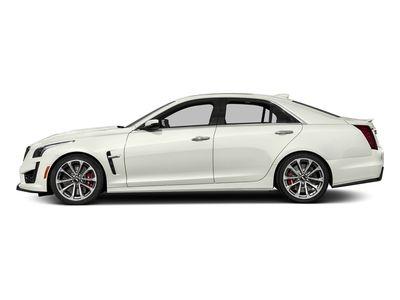 New 2018 Cadillac CTS-V Sedan 4dr Sedan
