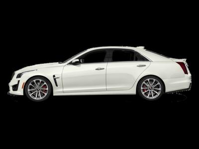New 2018 Cadillac CTS-V Sedan